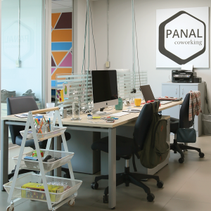 panal coworking